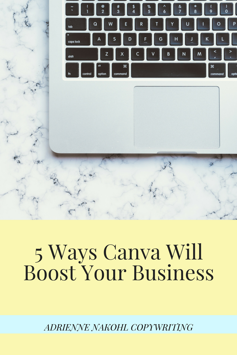 5 Ways Canva Will Boost Your Business